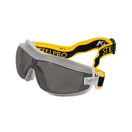 bd95f87cb52ef image-0ae19c3b903f4784b4e415e508208656 VICSA · Óculos de Proteção Ampla  Visão K2 Lente Cinza Vicsa