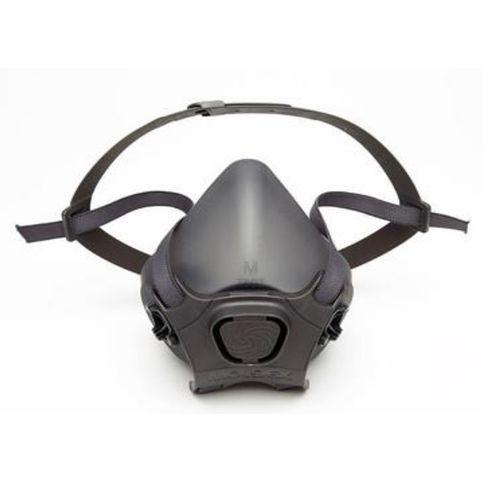 Respirador Semifacial Série 7000 em Silicone Moldex - Net Suprimentos c725cfe747