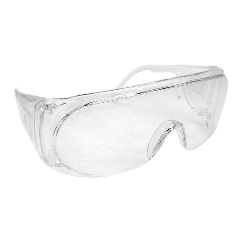 Óculos de Proteção Panda Lente Incolor Kalipso.  image-d346d9138e494569bfbcdd5d6315a88a d3b2d69069