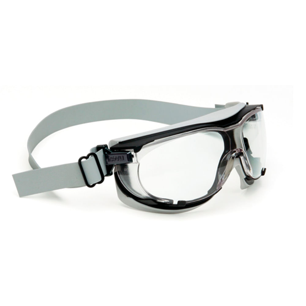 Óculos de Proteção Ampla Visão Carbovision Lente Incolor com ... fb67c17b4c