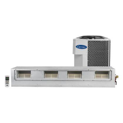 Ar Condicionado Split Dutado 48000 Btus Quente e Frio 380v Trifásico Carrier Versatile 42BQA048510
