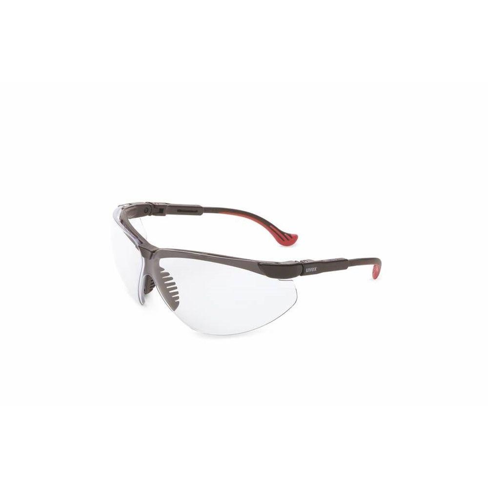 5a28e33b7 Óculos de Proteção Genesis XC Lente Incolor com Tratamento AE Uvex - Net  Suprimentos
