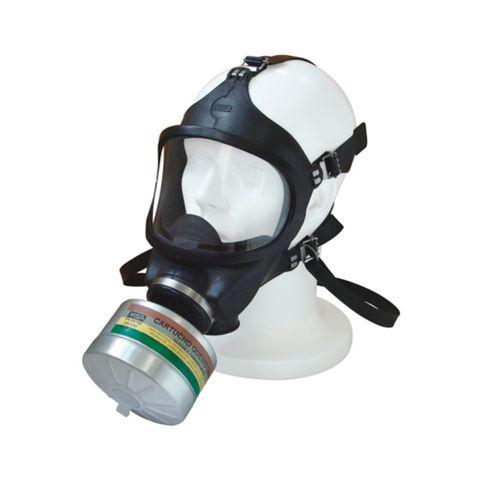 ... Respirador Reutilizável Facial Inteira Tipo Queixo MSA. 297336 6f5fecd901
