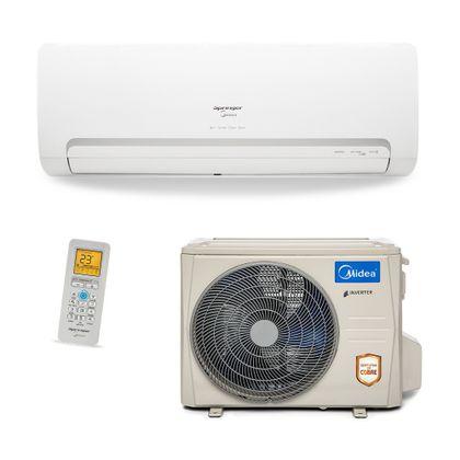 Ar Condicionado Springer Midea Inverter 9000 Quente e Frio 220V Monofásico