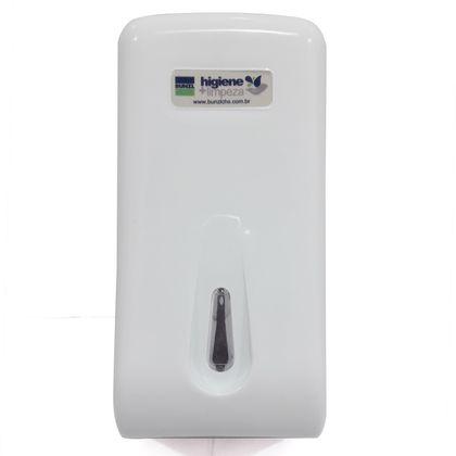 Dispenser para Papel Higiênico Intercalado Branco Bunzl