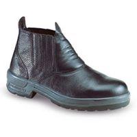f7043833d32 Sapato de Couro com Biqueira de Composite Fujiwara - Net Suprimentos