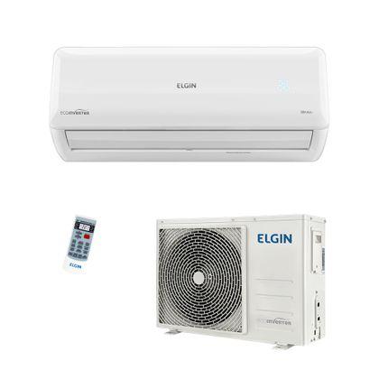 Ar Condicionado Split Inverter 24000 Btus Quente e Frio 220v Elgin 45HVQE24B2IA