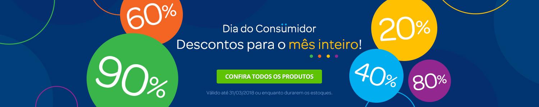 Mês do Consumidor 2018