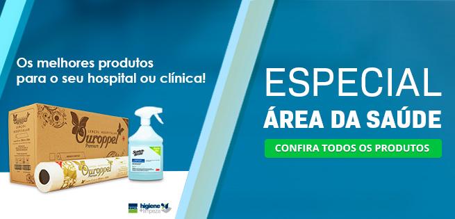 Especial Área de Saúde - Os Melhores Produtos para Hospital