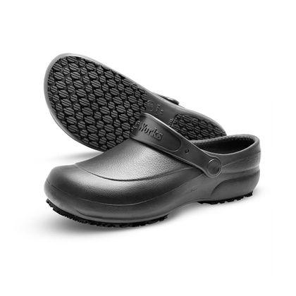 Sandália Crocs BB60 Preto Wedge