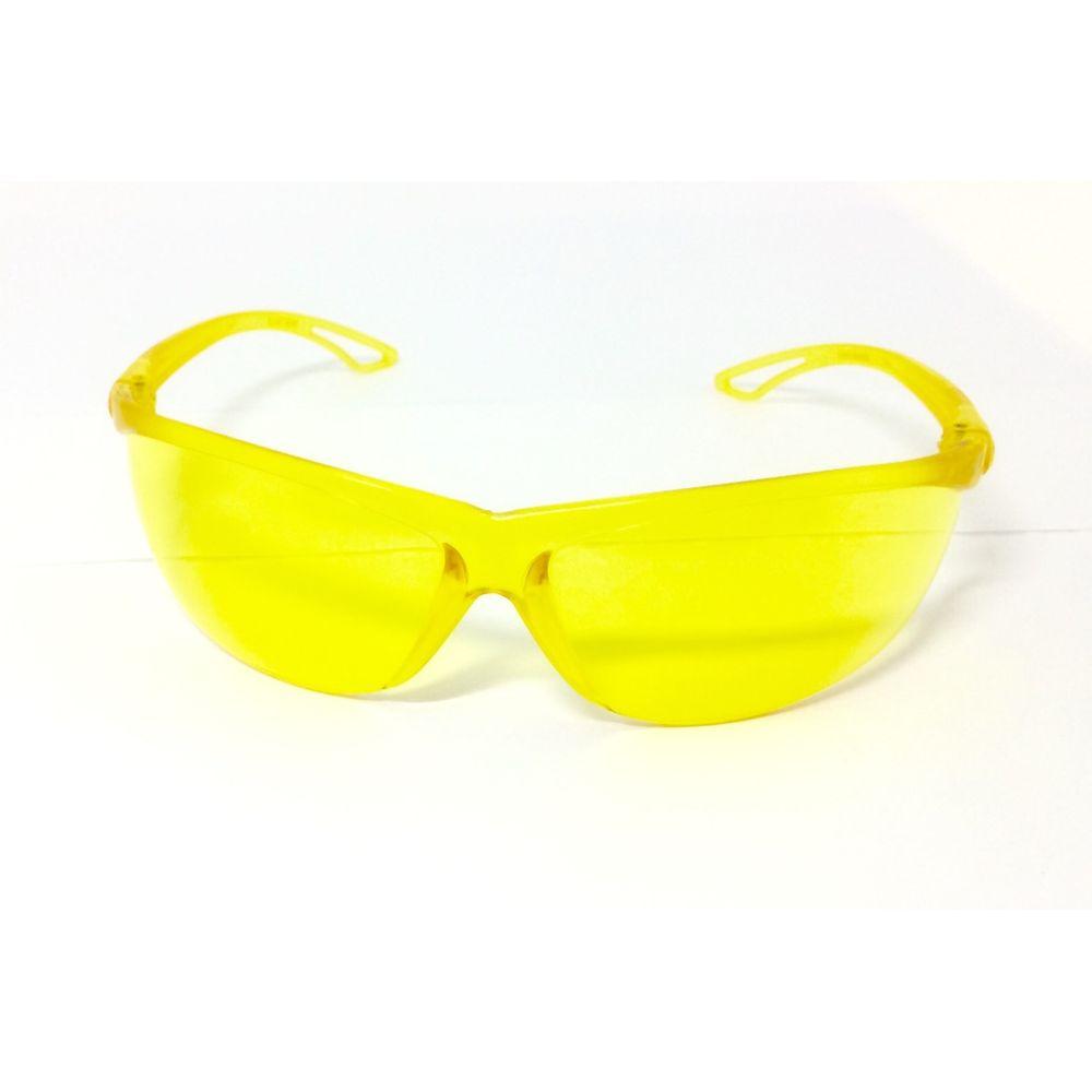 e20f203b7 Óculos de Proteção Sparrow Lente Amarela com Tratamento AR MSA. SPARROW-MSA.  SPARROW-MSA