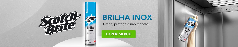 3M - Brilha Inox