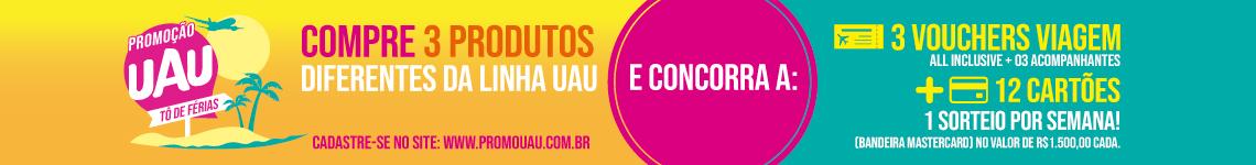 Banner UAU Ferias