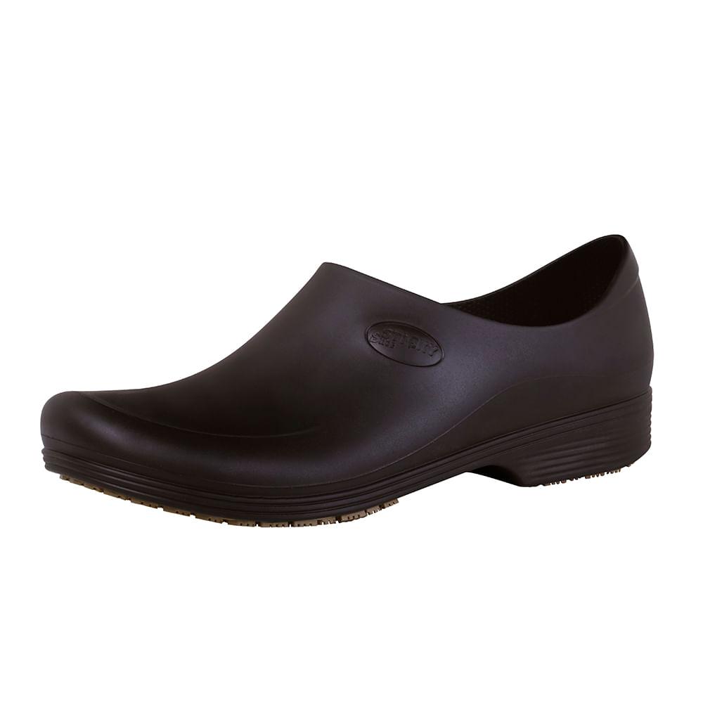 05894ecd6 Sapato Ocupacional Sticky Shoe Masculino Preto Canada EPI - Net ...
