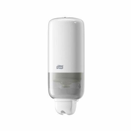Dispenser-para-Sabonete-Liquido-Tork-Branco-S1