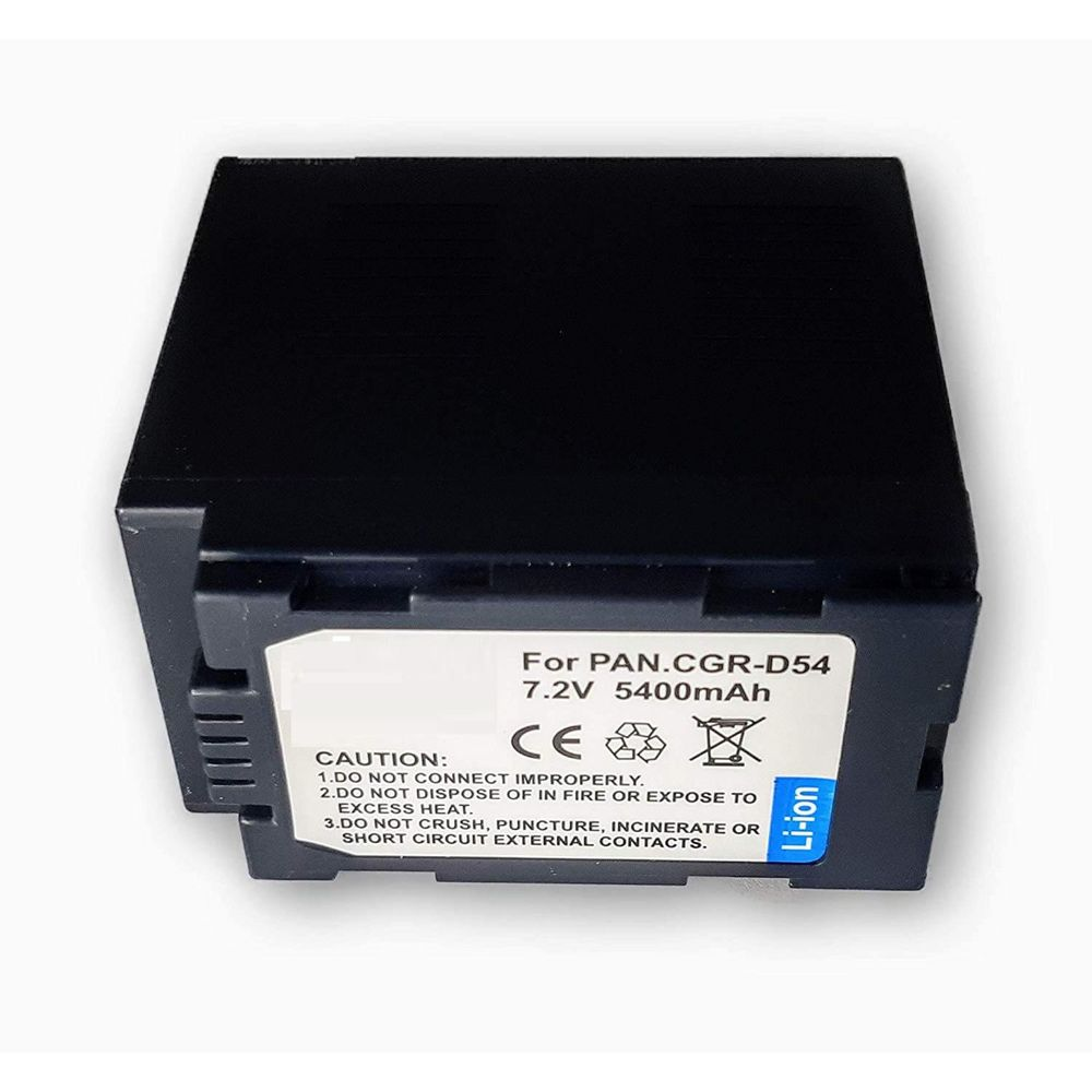 Bateria para 5400mah para Panasonic nv-ds28