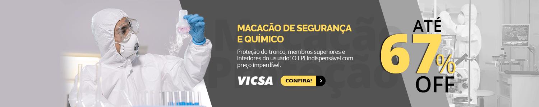 Macacão Vicsa